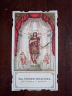 SANTINO NUOVO - SAN FERMO MARTIRE - ORAZIONE - Religion &  Esoterik