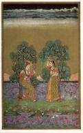81039 -   Inde  Calcutta           Indian Museum         Sarangi  Ragini    Rajasthani School - India