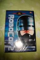 Dvd Zone 2 Robocop 2 Irvin Kershner 1990  Vostfr + Vfr - Sciences-Fictions Et Fantaisie