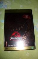 Dvd Zone 2 Jurassic Park Collector's Edition Vostfr + Vfr - Sciences-Fictions Et Fantaisie