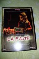Dvd Zone 2 La Faute La Culpa Narciso Ibáñez Serrador 2006 Vfr - Horror
