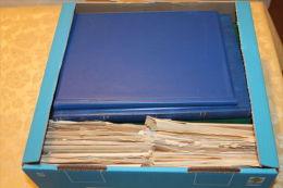(528) Kiste voll mit DDR in Alben und Umschl�gen der Versandstelle  ....nichts gerechnet oder gez�hlt !