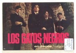 AUTOGRAFOS DE LOS GATOS NEGROS - Autógrafos