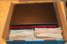 (529) Kiste voll mit DDR in Alben und Umschl�gen der Versandstelle  ....nichts gerechnet oder gez�hlt !