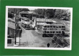 EAST ANGLIA TRANSPORT  Carlton Colville, Lowestoft, Suffolk , Royaume-Uni  CPSM  ann�e 1973