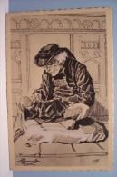 FOUESNANT ---- Dessin De Charles  Homualk - - Fouesnant