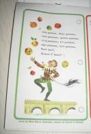 """Suppl�ment � un """" pomme d� api """" ann�es 1960/70 - 2 comptines pomme de reinette - t�l� tintin"""