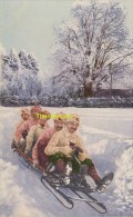CPA WINTER SPORT BOBSLEIGH - Sports D'hiver