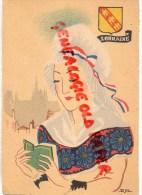 54-57- LORRAINE  ILLUSTRATEUR DYL - France