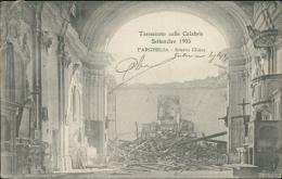 ITALIE PARGHELIA / Interno Chiesa / - Altre Città