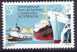 Australia 1969 Yvert 386, International Ports & Harbors Conference - MNH - 1966-79 Elizabeth II