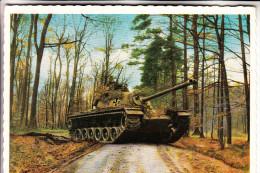 MILITÄR - PANZER / Tank / Chars / Tanque  - Bundeswehr, M48 - Ausrüstung