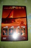 Dvd Zone 2 Airport Burt Lancaster Dean Martin Vostfr + Vfr - Horror