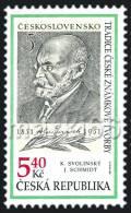 Czech Republic - 2001 - Traditions Of Czech Stamp Production - Alois Jirasek 150th Birthday - Mint Stamp - Ongebruikt
