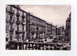 Cartolina/postcard Caltanissetta - Corso Umberto - Caltanissetta