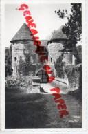 27 - LE CHATEAU D' HARCOURT - ENTREE FORTIFIEE DE L' ENCEINTE - DOMAINE ACADEMIE AGRICULTURE -BEAU CACHET ROUGE - Harcourt