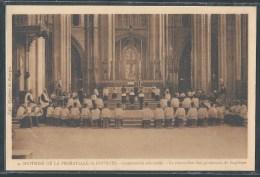 - CPA 18 - Bourges, Maîtrise De La Primatiale - Communion Solennelle - Bourges