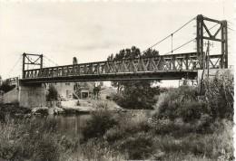 11 - Marcorignan- Le Pont Et La Sablière Sur L´ Aude - Sonstige Gemeinden