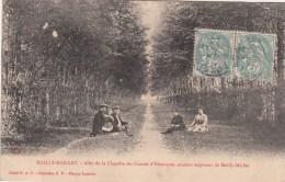 MAILLY MAILLET (80)  ALLEE DE LA CHAPELLE DES COMTES D'HESECQUES - Sin Clasificación