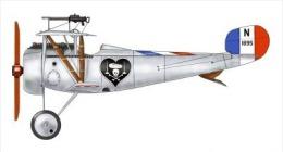@@@ MAGNET - The Nieuport Ni 17 - Advertising