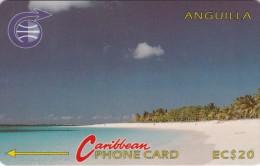 Anguilla, ANG-3A, EC$20, Shoal Bay - 3CAGA, Probably Mint, 2 Scans. - Anguilla