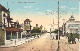 Uru085/ Avenida Brasil Montevideo - Uruguay