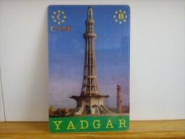 PrepaidCard Belgium Yadgar 12,50 euro Used Rare