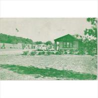 EUDTP0760C-LFD1608TARSC.TA RJETA  DE ESTADOS UNIDOS(USA).Reserva Forestal De BERNHEIM. Clermont, Kentucky - Edificios & Arquitectura