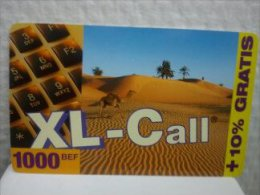 XL-Call 1000 BEF Used  Rare !