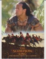 Inkworks Promo Card Cinema Film THE SCORPION KING 2002 Mummy Returns Prequel - Sonstige