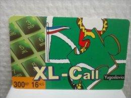 XL-Call Football  300 BEF Used  Rare