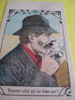 LILIA Défie Le Beurre/Importé De Hollande / Lille/Devinette/ Vers 1900    IM688 - Chromos