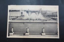 Bruxelles  Expo 1935  Miroir D'eau - Expositions Universelles