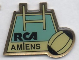 Rugby , RCA Amiens - Rugby
