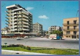 RIMINI  -F/G   Colore - Piazzale Pascoli Con Furgoncino  FLAMAR (270409) - Rimini