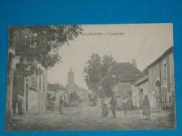 70) Raincourt - Grand Rue  -  Année  - EDIT- - France