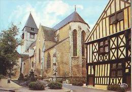 Aubigny Sur Nere   H38         Eglise Saint Martin.... - Aubigny Sur Nere