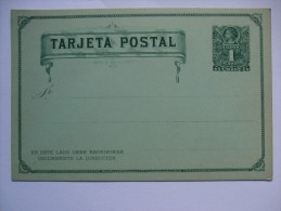 CHILE 1870`S POSTAL STATIONARY CARD UNUSED - Chile