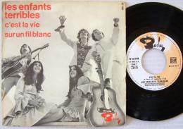 LES ENFANTS TERRIBLES SP PROMO Original BIEM C´est La Vie - Disco, Pop