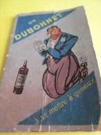 Calendrier / DUBONNET/ Régles Officielles Du Jeu De La Belotte/1932        CAL190 - Calendriers