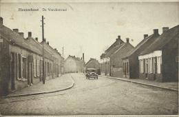 Herenthout - De Vonckestraat - Oldtimer -1939 ( Verso Zien ) - Herenthout