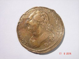 12 Deniers - Constitution 1792 - 4 . D° - état TTB. - 1789-1795 Monnaies Constitutionnelles