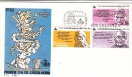 España Sobre Nº 580 - 1931-Hoy: 2ª República - ... Juan Carlos I