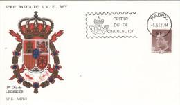 España Sobre Nº 584 - 1931-Hoy: 2ª República - ... Juan Carlos I
