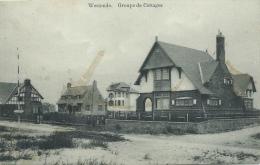 Westende - Groupe De Cottages ( Verso Zien ) - Westende