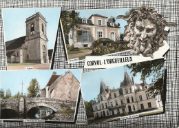 CORVOL L ORGUEILLEUX ... MULTIVUES - France