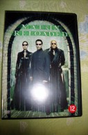 Dvd Zone 2 Matrix Reloaded Dvd Double 2003 Vostfr + Vfr - Sciences-Fictions Et Fantaisie