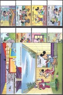 Walt Disney  MiNr. 1430 - 1441 (Block 219) Grenada/Grenadinen  MNH / ** / POSTFRISCH - Disney