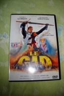 Dvd Zone 2 El Cid Le Cid Charlton Heston 1964 Vostfr + Vfr - Klassiekers