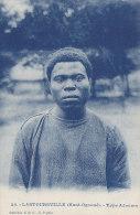 Lastoursville - Type Adouma - Gabon